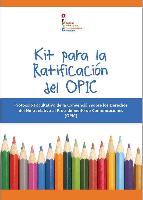 Kit para la Ratification del OPIC